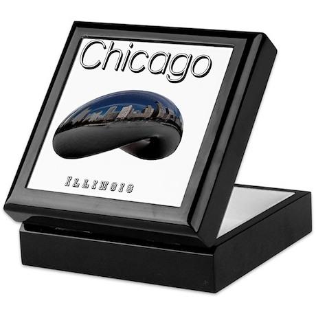 Chicago_10x10_Bean Keepsake Box