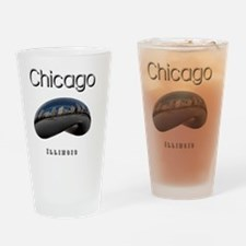 Chicago_10x10_Bean Drinking Glass