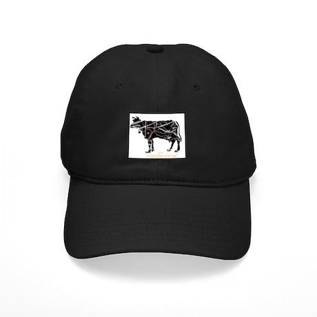 Cache Cow Black Cap