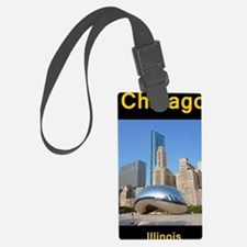 Chicago_5.5x8.5_Journal_Bean Luggage Tag