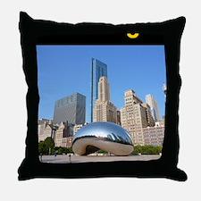 Chicago_5.5x8.5_Journal_Bean Throw Pillow