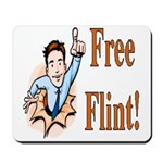 Free Flint Mouse pad