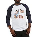 Free Flint Baseball Jersey