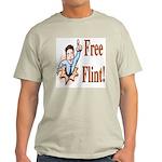 Free Flint Ash Grey T-Shirt