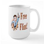 Free Flint Large Mug