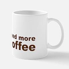 Low Coffeed2 Mug