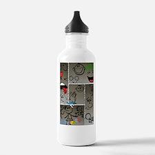 Mood Swings Sports Water Bottle