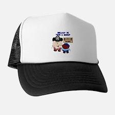 Ride Trucker Hat