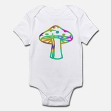 Psychedelic Shroomz Infant Bodysuit