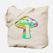 Psychedelic Shroomz Tote Bag