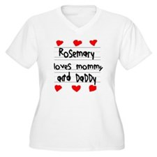 Rosemary Loves Mo T-Shirt