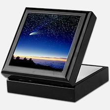Mauna kea observatory Keepsake Box