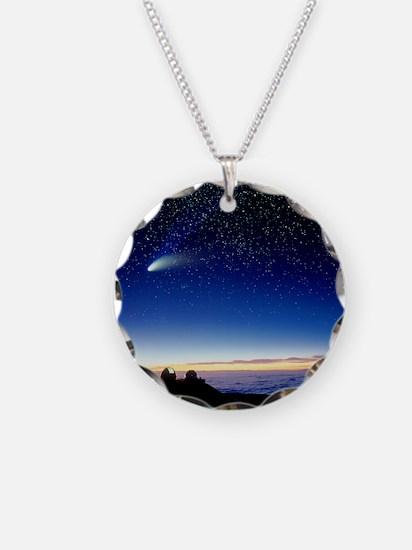 Mauna kea observatory Necklace