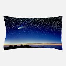 Mauna kea observatory Pillow Case
