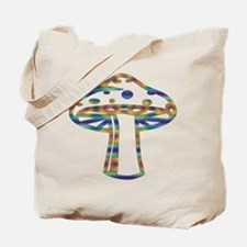 Mellow Colorz Shroomz Tote Bag