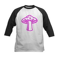 Hot Pink Mushroom Tee