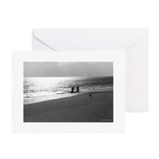Ocean City Beach Greeting Cards (Pk of 10)