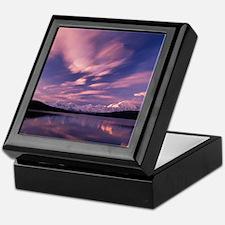 Denali Sunrise Keepsake Box