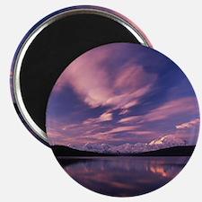 Denali Sunrise Magnet