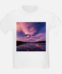 Denali Sunrise Kids T-Shirt