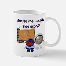 Scary Ride Mug