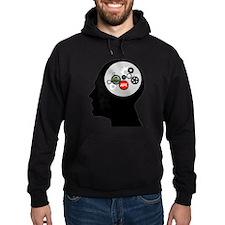 AFC/HUB Gearhead Logo Hoodie