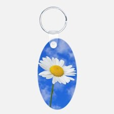 Dasy Wildflower Keychains