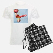 Male reproductive system Pajamas