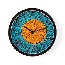 Mature human egg Wall Clock