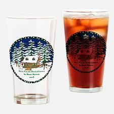 2018 Drinking Glass