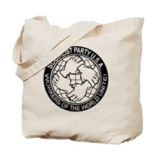 Socialist Party Logo Tote Bag