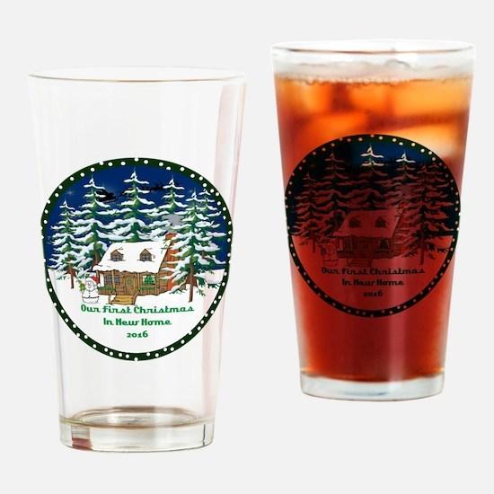 2016 Drinking Glass