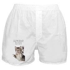 Wallet Boxer Shorts