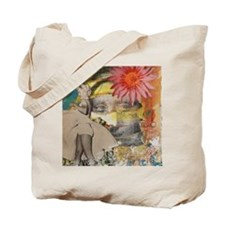 Tribute to Beauty Tote Bag