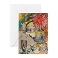 Tribute to Beauty Greeting Card