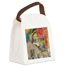 Tribute to Beauty Canvas Lunch Bag
