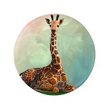 """Giraffe 3.5"""" Button"""