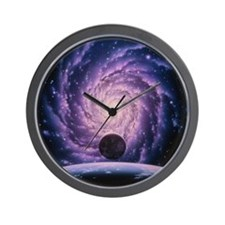 Milky Way galaxy Wall Clock
