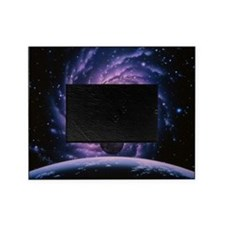 Milky Way galaxy Picture Frame