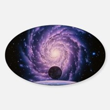 Milky Way galaxy Decal