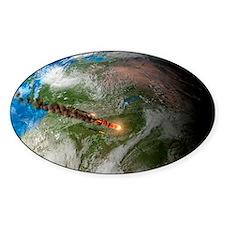 Meteorite Decal