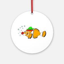 Clownfish Ornament (Round)