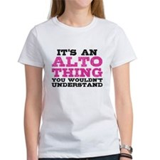 It's an Alto Thing Tee