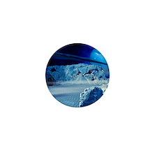 Neptune from Triton Mini Button