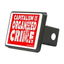 Capitalism Is Organized Cr Hitch Cover