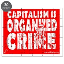 Capitalism Is Organized Crime Puzzle