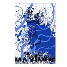 Maxiums at 4 years old Postcards (Package of 8)
