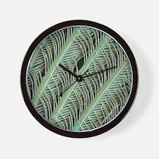 Penguin feather, SEM Wall Clock