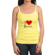 I Love Rousseau Jr.Spaghetti Strap