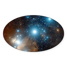 Orion's belt Bumper Stickers